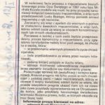 Komunikat Postulatora Generalnego. Archiwum rodzinne