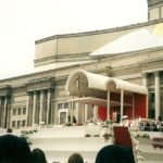 Uroczysta Msza beatyfikacyjna w Warszawie, 13 czerwca 1999 r. Archiwum rodzinne