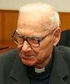 Ks. prof. Eugeniusz Weron. Zdjęcie - ekai.pl