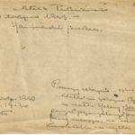 Strona tytułowa oryginału 'Hanowerskich jasełek'. Archiwum rodzinne