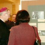 Fragment prezentowanej na konferencji wystawy - W służbie Słowu. Błogosławiona Natalia Tułasiewicz. Archiwum rodzinne