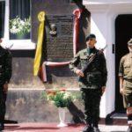 Uroczystość odsłonięcia tablicy pamiątkowej bł. Natalii Tułasiewicz
