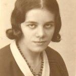Natalia Tułasiewicz, 1936 r. Archiwum rodzinne