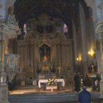 Miejsce chrztu Natalii Kościół Farny, Rzeszów. Archiwum rodzinne