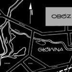 Usytuowanie obozu przejściowego w Poznaniu