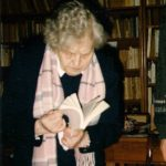 Zofia Morawska, podczas wojny łączniczka organizacji Zachód. Archiwum rodzinne